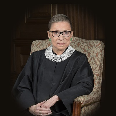 Justice Ruth Bader Ginsburg, Dead At 87