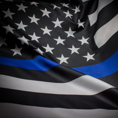 Thin Blue Line Flag Goes the Way of Confederate Statues
