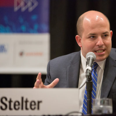 CNN's Stelter: Trump Leaving Hospital Is Move of Autocratic Strongman