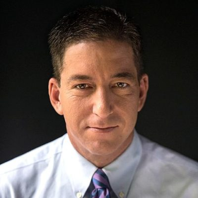 Glenn Greenwald Quits His Own Site Over Censorship
