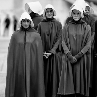 Being A Handmaid Is Not A Negative Thing