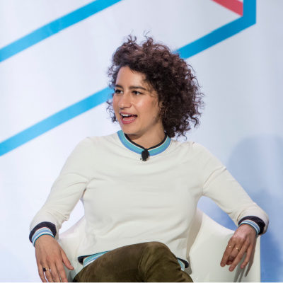 Ilana Glazer, Comedian, And Teen Vogue Voting Guide