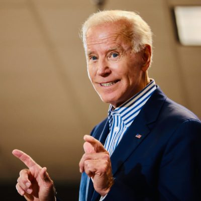 "Biden Pushes ""Dark Winter"" To PA ""Chumps"""