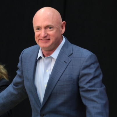 Mark Kelly And Guns: Project Veritas Starts Digging