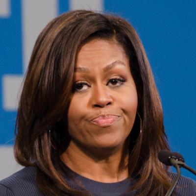 Michelle O's Fear Porn Biden Campaign Ad