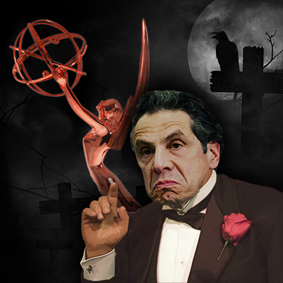 Cuomo Gets Emmy Award For Covid Nursing Home Deaths