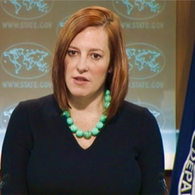 Jennifer Psaki Has A Problem With Truthfulness