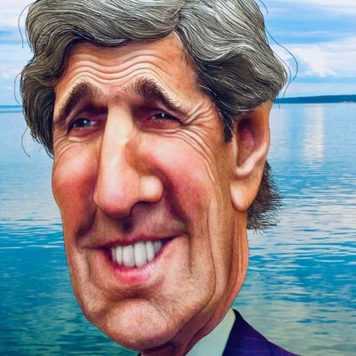 Climate Change And John Kerry, What A Joke