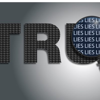 Shilling Lies, MSM Tales of Dueling Protests