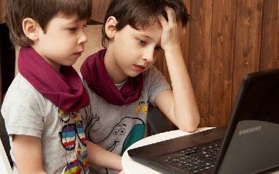 online school kids