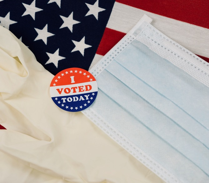CDC: Vote Even If Covid-19 Positive Or Quarantined
