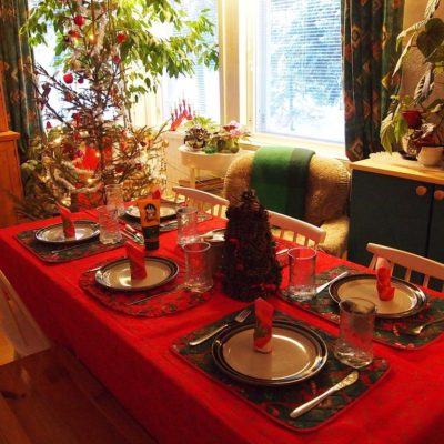 Christmas Eve: Thankful But Not Silent