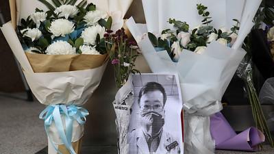 Journalist; Dr. Li Wenliang