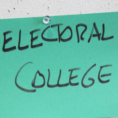 """No, the Electoral College Vote Didn't """"Cement"""" Biden Win"""