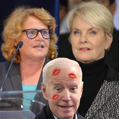Heidi Heitkamp, Cindy McCain: Let's Kiss, Make Up, Unite With Biden