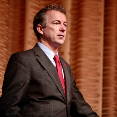 Rand Paul: Governors Are