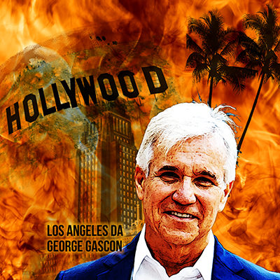 George Gascon - New Los Angeles DA Flips Off Residents UPDATED