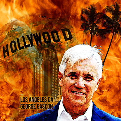 George Gascon – New Los Angeles DA Flips Off Residents UPDATED