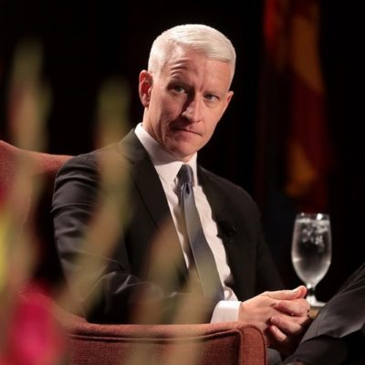 Anderson Cooper Needs To Go Back To Snootsville