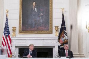 mellowing; Trump/McCarthy