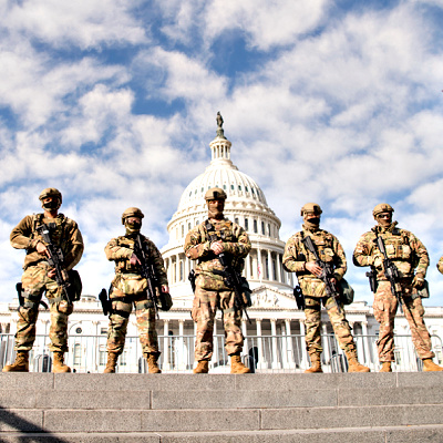 National Guard At The Capitol – What Could Go Wrong?