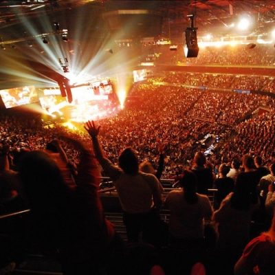 Tithes and Offerings: Why Megachurches Need A Makeover