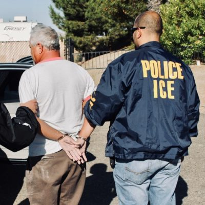 ICE Not Allowed To Deport Criminals