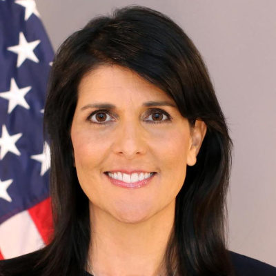 Nikki Haley Dumps Trump In Gymnastics Move