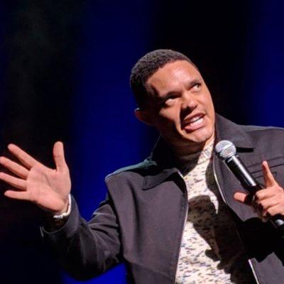 Noah Proves Liberals Are Still Tacky at Grammys