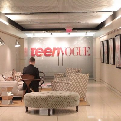 McCammond In At Teen Vogue Despite Racist Tweets