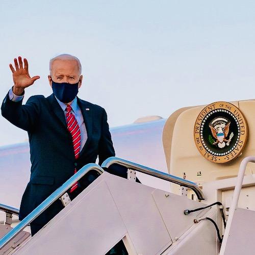 Media Firefighters Cover For Biden's Triple Trip