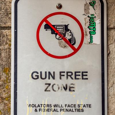 Gun Free Zone – This Is On Biden, Too