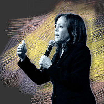 Kamala Harris Dreams of National Struggle Sessions