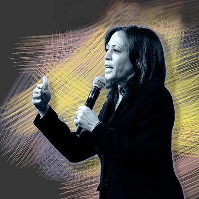 Kamala Harris Dreams of National Struggle Sessions