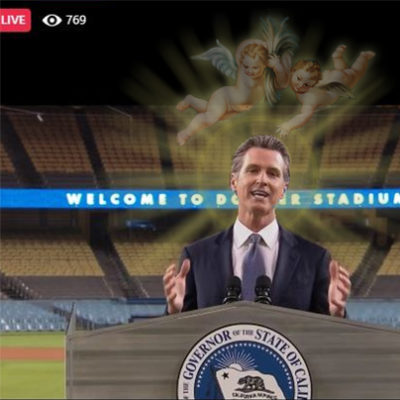 Newsom presidential