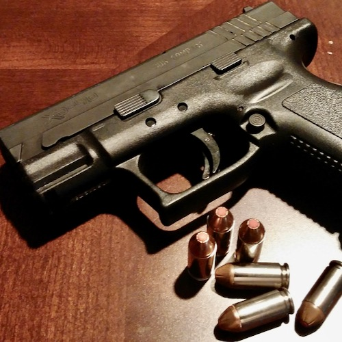 House Rushes Passage Of Two Gun Control Bills