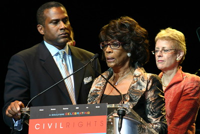 Floyd family/maxine waters