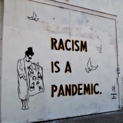 Ho: White Supremacy Is The Root Of All Evil