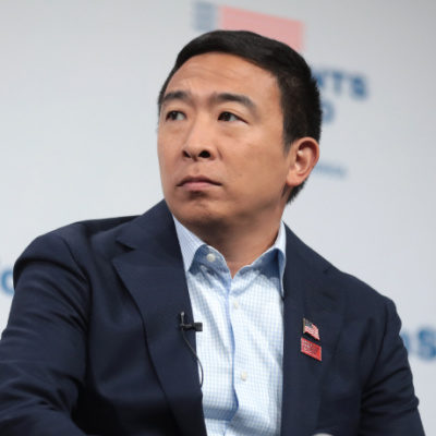 Andrew Yang, NYC Mayor Candidate, Gets Push Back