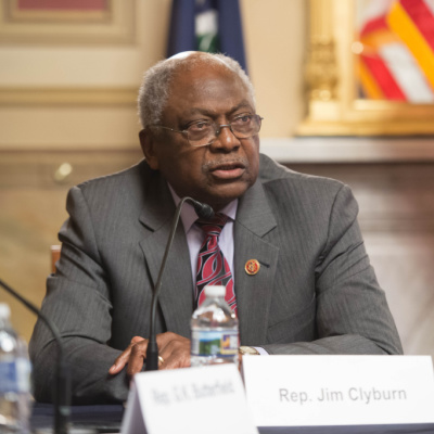 Clyburn Peeved At Manchin For Not Supporting Voting Right Bill