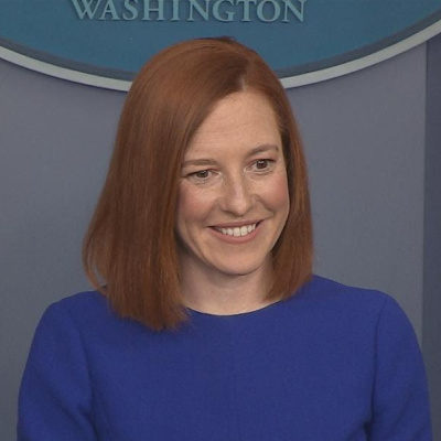 Jen Psaki Defends Harris On Border And Dings Republicans