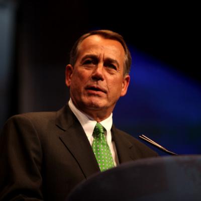 John Boehner, The Original Orange Man Bad Speaks