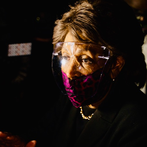 "Maxine Waters Tells Protestors To ""Get More Confrontational"""