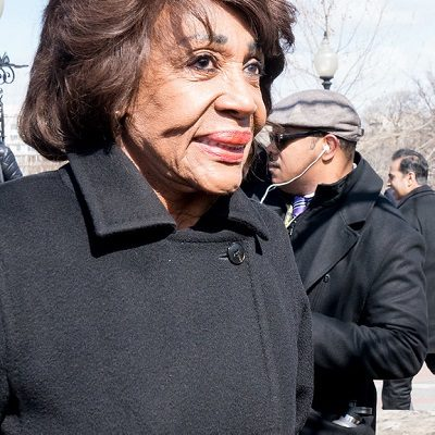 Maxine Waters TKO'd the Derek Chauvin trial