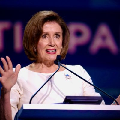 Pelosi: Dear George Floyd, Thank You For Getting Killed