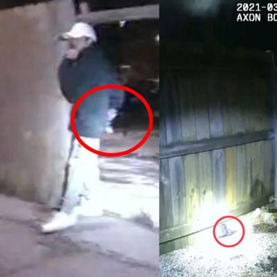 Adam Toledo Police Body Cam Video Released