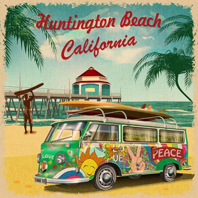 Smolletting in Huntington Beach, CA
