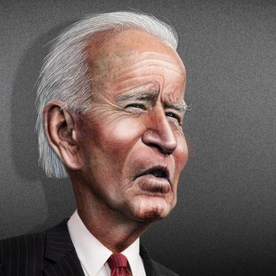 Biden Threatens To Run Over The Sycophants