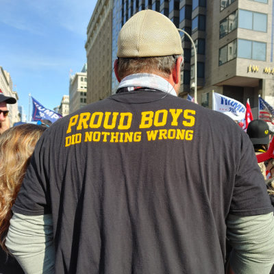 Asians Fill Proud Boys Coffers After Assaults