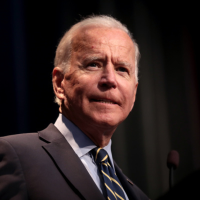 Joe Biden Touts Economy, Eats Ice Cream In Cleveland